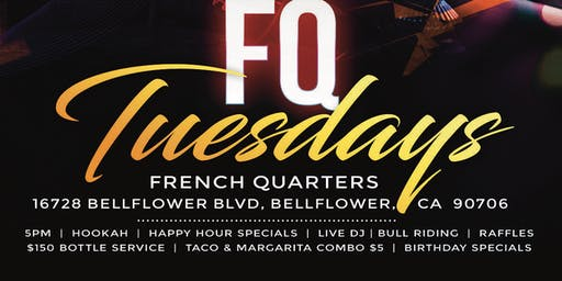 FQ Taco Tuesday's
