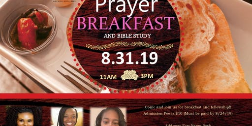 Travailing Prayer Breakfast