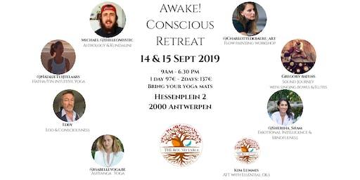 THE ROUND TABLE: Awake! Conscious Retreat
