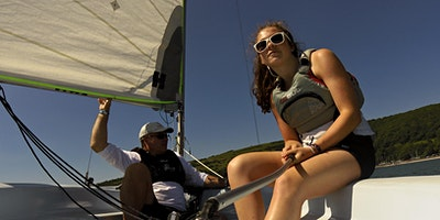 RYA Sailing Basic Skills (RYA Level 2) ***** Weekend Sailing Courses