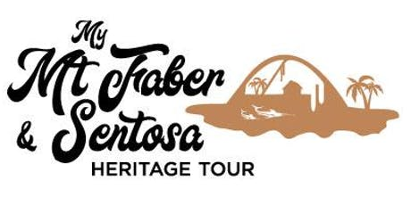 My Mt Faber & Sentosa Heritage Tour - Siloso Route (11 January 2020) tickets