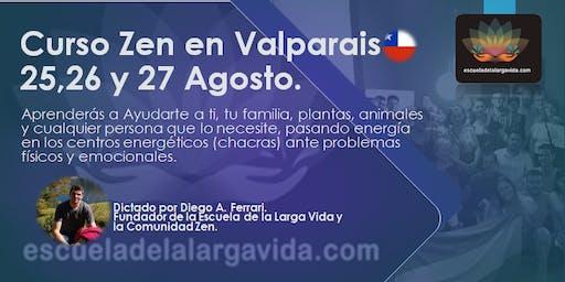 Curso Zen en Valparaiso: 25,26 y 27 Agosto.