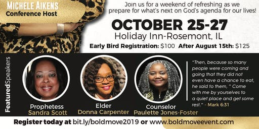THE BOLD Move Event: Off The Grid