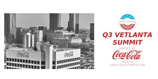 VETLANTA Q3 Summit: Highlighting Atlanta's Women Veterans, hosted by The Coca-Cola Company