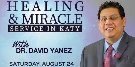 DYM Healing Service Katy TX  tickets