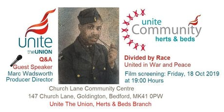 Divided by Race, United in War and Peace  tickets
