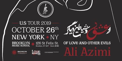 Ali Azimi Live in New York