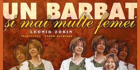 Claudiu Bleont & Magda Catone - Un Barbat si mai Multe Femei tickets