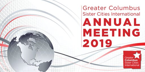 Greater Columbus Sister Cities International Annual Meeting 2019