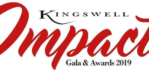 Kingswell Impact Gala & Awards 2019