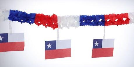 Fiestas Patrias Chilenas tickets