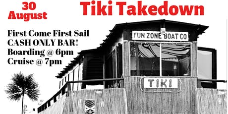 Tiki Boat Takedown tickets
