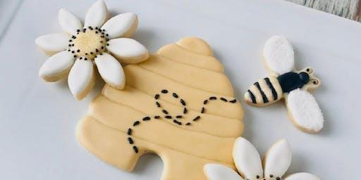 Bees Knees Decorated Sugar Cookies