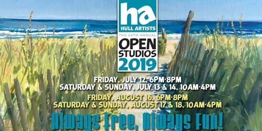 Hull Artists Open Studios August 2019