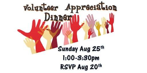 Volunteer Appreciation Compassion @ Bethel