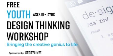 Youth Design Thinking Workshop hosted by Storyline LLC - Atlanta tickets