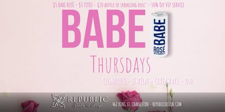 Babe Thursdays tickets