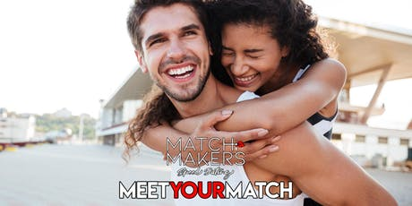 Meet Your Match - Matchmakers Speed Dating Charleston Age 50 and Over tickets