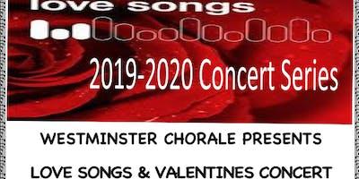 Love Songs & Valentines Concert