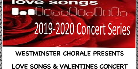 Love Songs & Valentines Concert tickets