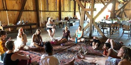 Fall Equinox Farm to Table Day Retreat tickets