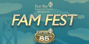 East Bay Park District Presents: FAM Fest!