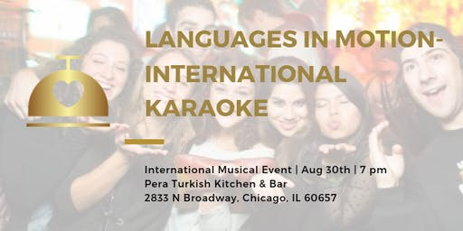 Languages in Musical Motion - International Karaoke Event