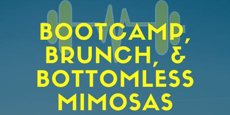 Bootcamp, Brunch, & Bottomless Mimosas at the Beach tickets