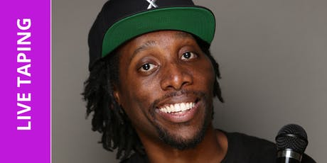 Renaldo Evans, Competition WINNER, Live Standup Comedy TV Show Taping tickets