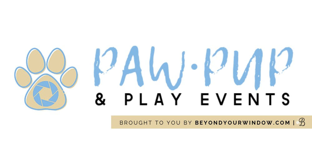 PAW∙PUP & Play (August Doggie Meetup) Tickets, Tue, Aug 27, 2019 at