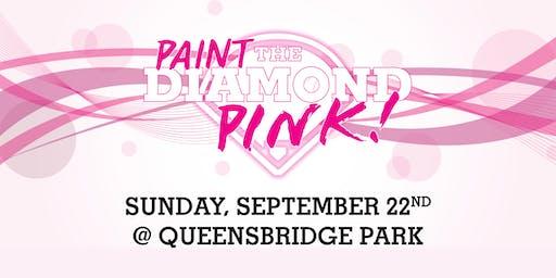 Paint the Diamond Pink IV