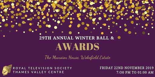 RTS TVC Winter Ball & Awards 2019