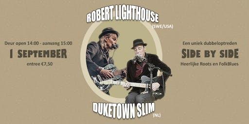 Robert Lighthouse & Duketown Slim @ De Cactus