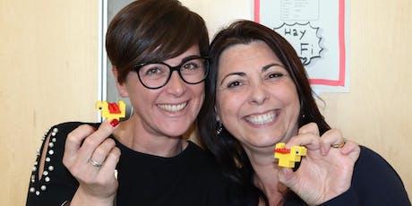Buenos Aires (Argentina) Certificación LEGO® SERIOUS PLAY® en Equipos y Grupos entradas