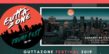 Le Festival de Krump Gutta Zone tickets
