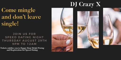 Come Mingle and Don't Leave Single!