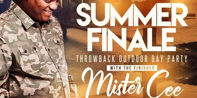 Summer Finale Throwback Day Party With Dj. Mister CEE