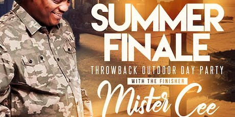 Summer Finale Throwback party With DJ Mister CEE tickets