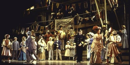 Show Boat Journey