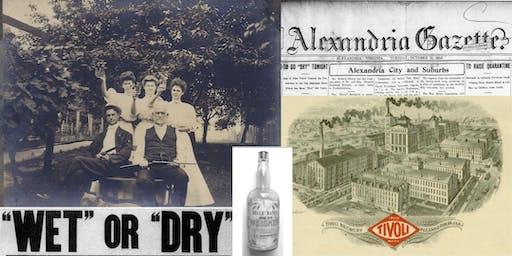 Prohibition in Alexandria Walking Tour