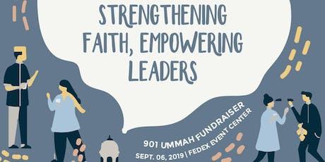 Strengthening Faith, Empowering Leaders: The 901 Ummah Fundraiser tickets