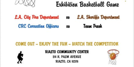 Special Angels Foundation's First Annual Charity Basketball Fundraiser tickets
