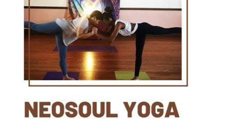 Wednesdays - NeoSoul Yoga (Beginner's/All Levels)