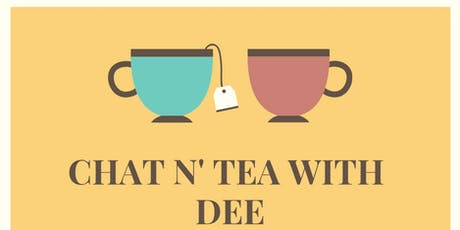 Chat n' Tea with Dee: Success Hour! tickets