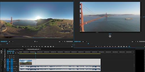 Adobe Premiere I: Editing Video (September 16th, 2019)