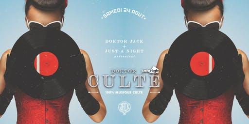 International Party at Doktor Jack | Powered By Just A Night