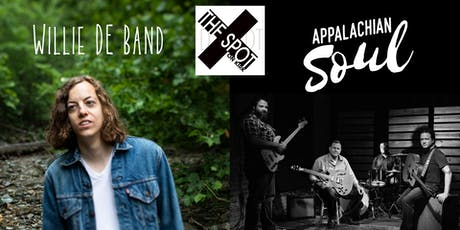 Willie DE Band / Appalachian Soul tickets