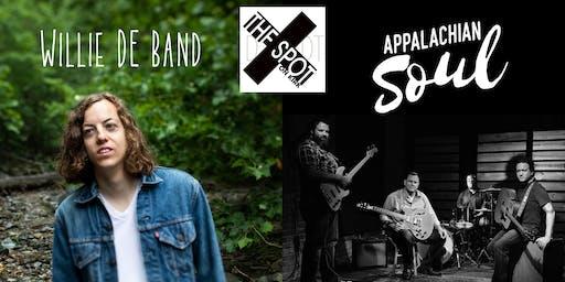Willie DE Band / Appalachian Soul