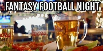 Fantasy Football Draft at THC