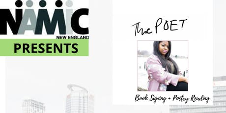 NAMIC NEW ENGLAND PRESENTS POETRY READING & BOOK SIGNING EVENT tickets